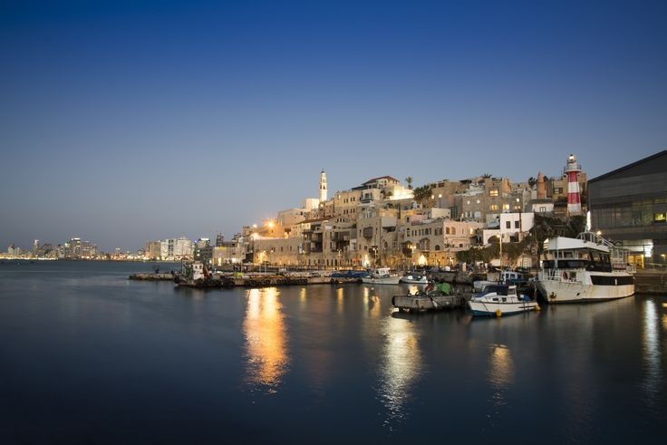 Old City of Jaffa, Israel after sunset by Seth Aronstam on 500px