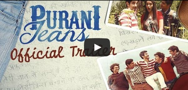 Purani Jeans - Official #Trailer  http://bollywood.chdcaprofessionals.com/2014/03/purani-jeans-official-trailer.html