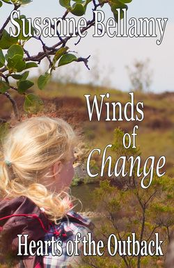 Winds of Change by Susanne Bellamy; self-published