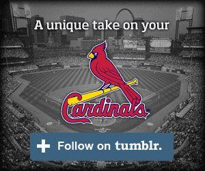 the St Louis Cardinals!!!!