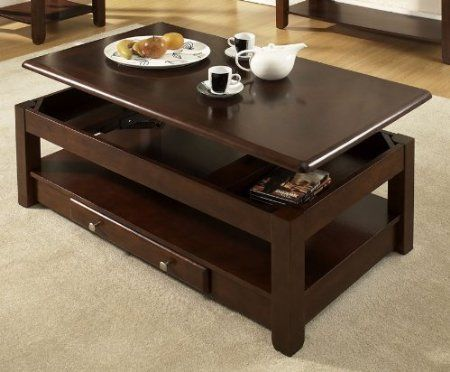25 best Lift Up Coffee Table images on Pinterest