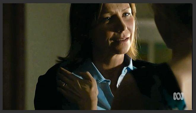 Anita Hegh as Bianca Grieve in Janet King season 2. Bianking <3