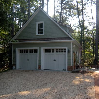 17 best images about ideas for sugarberry cottage on for Single car detached garage plans