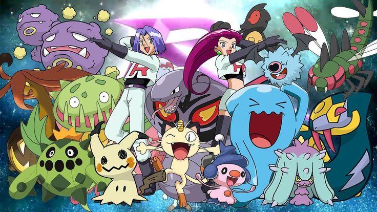 Hoooola amigos, Aquí el top especial del que les había comentado en el vídeo pasado, es sobre los Pokemon más poderosos del equipo rocket, tomando en cuenta el desempeño que han tenido en las batallas y en los concursos Pokemon. Espero les  Guste y Gracias por su apoyo!!! Twitter:...  https://www.crazytech.eu.org/top-10-mejores-pokemon-del-equipo-rocket/