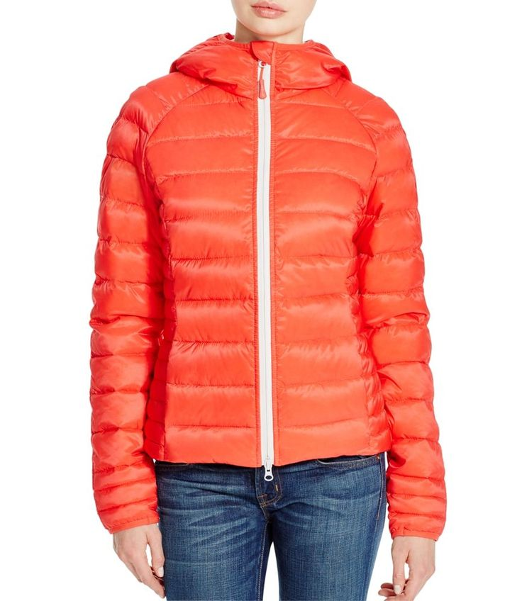 Canada Goose Brookvale Hooded Puffer Jacket Small Torch NWT MSRP $525 #CanadaGoose #QuiltedJackets