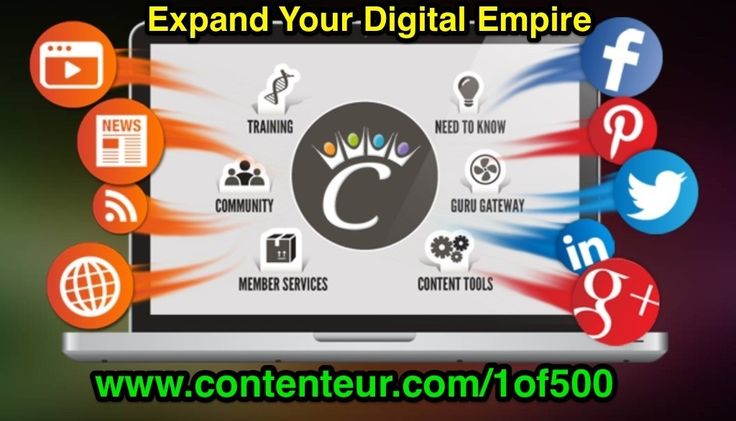 Contenteur - Let's Profit from Content - Learn How To Grow Your Digital Empire and Profit from Content Marketing >> http://www.contenteur.com/1of500