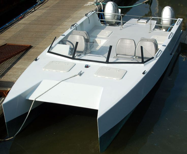 Flats Cat by catamaran coaches   Small Catamarans   Pinterest ...