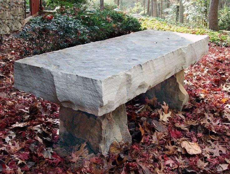Boulder Bench Installation | Hammerhead Stoneworks