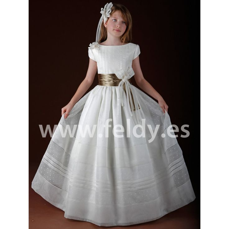 Communion dress Devota & Lomba 2013 C368