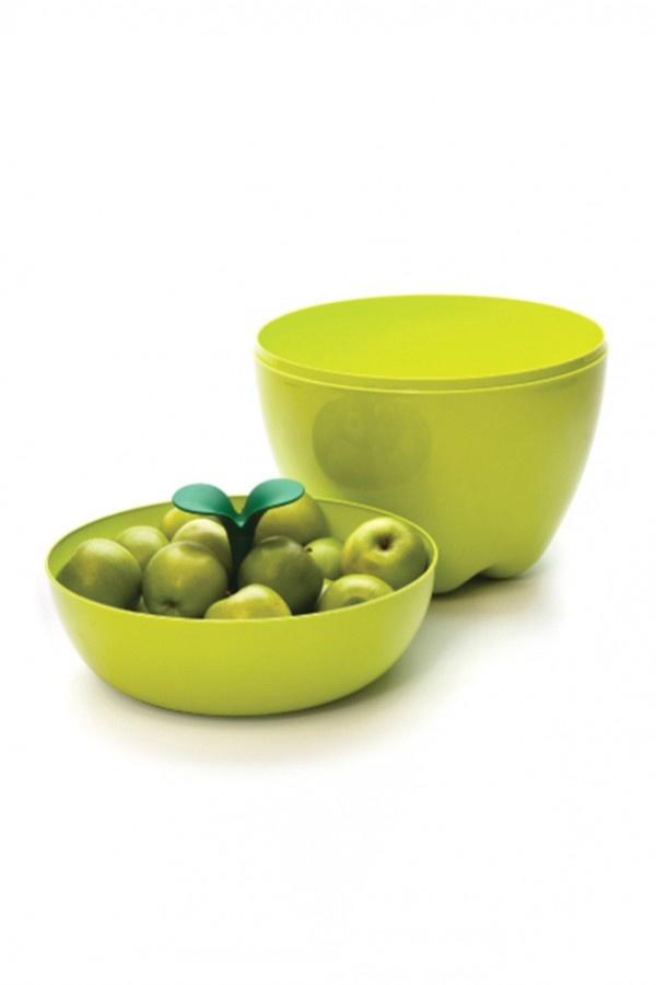 Continuum Yeşil Mini Happle Saklama Kabı: Lidyana