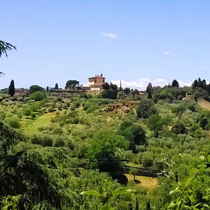 Toscana. By Lituska