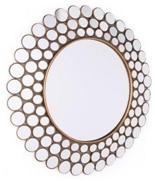 Emily Circles Mirror - contemporary - mirrors - Kirkland's