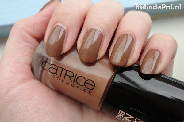 Catrice Nagellak Swatch 710 Dulce & Havanna (nieuw lakje!) Nail polish