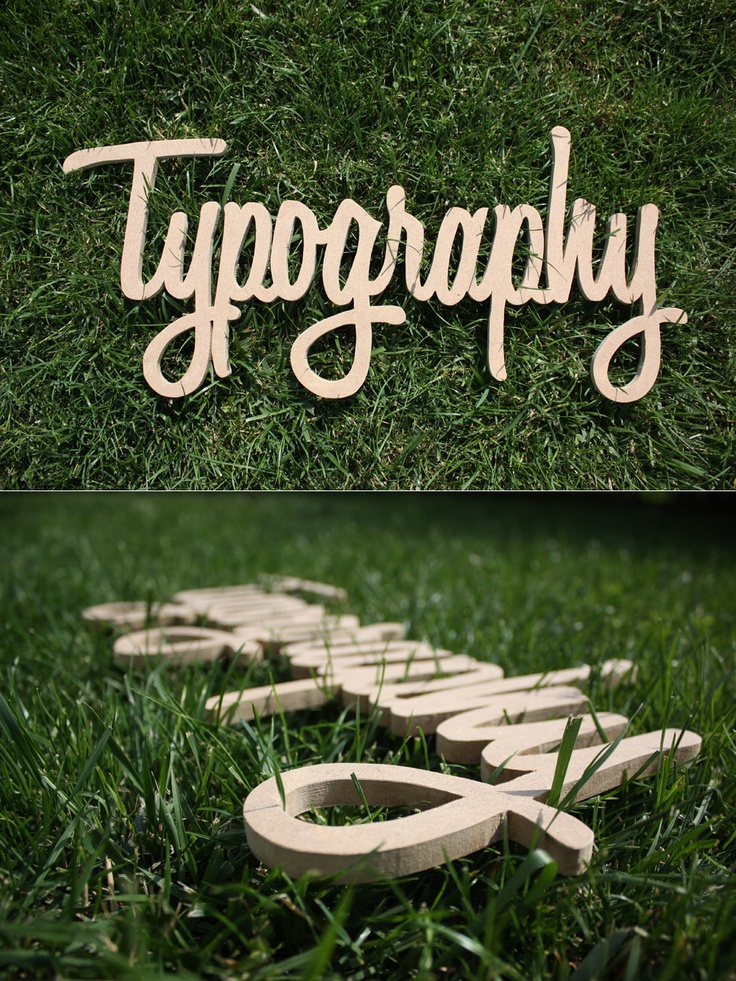 Typography - MDF write, #handmade, not yet coloured, width cm 58, depth 1 cm.  Someone interested?
