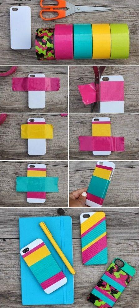 DIY: haz tu propia funda para el celular