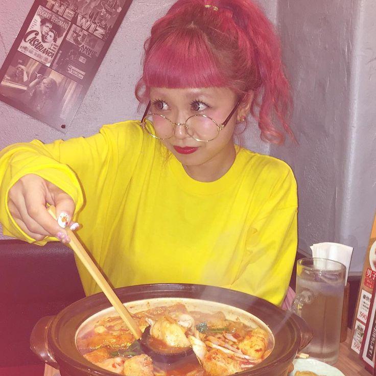 """Mi piace"": 1,831, commenti: 9 - ひかぷぅ🌶💕 (@hikapudayo) su Instagram: ""love❤ #赤から #love #大好物 #shibuya #宇田川 #渋谷 #激辛 #今日は何の日 #たまごデー"""