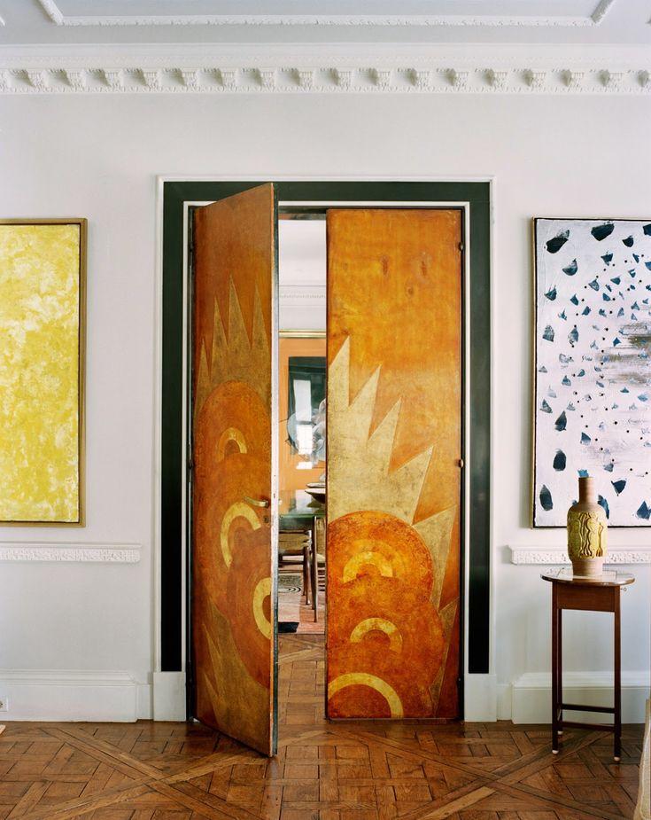 215 best Jacques Grange Interior Design images on Pinterest | Bathroom,  Bedroom styles and Guns