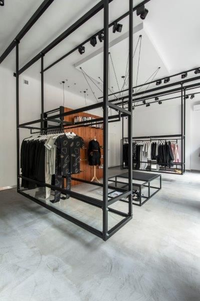 Acephala Concept Store - BAUFLOOR Creativo floor
