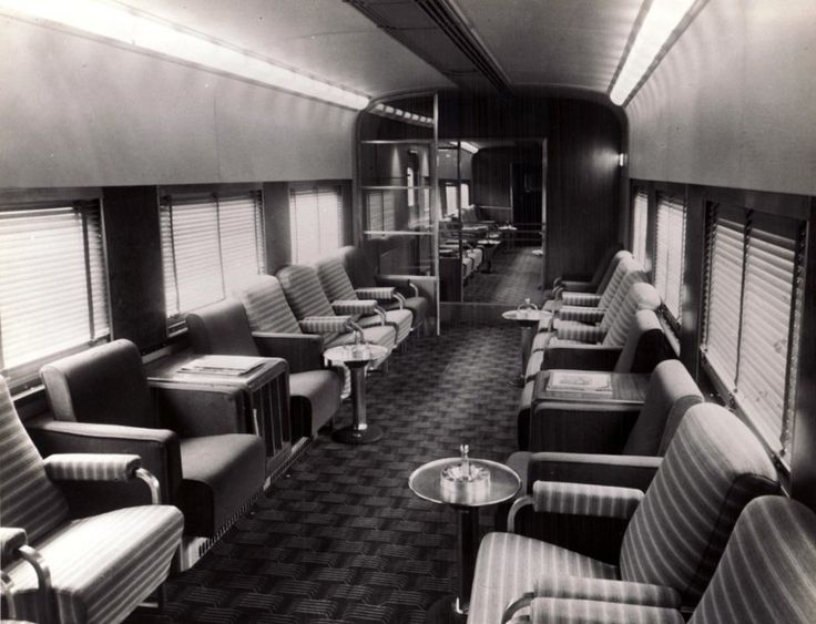 railroad passenger car photos erie passenger car no 1000 interior pennsylvania railroad
