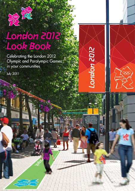 LOGONEWS L'actualité des identités visuelles par be dandy: LONDRES 2012 : le design des Jeux Olympiques