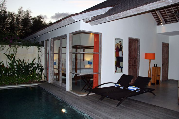 2 bedroom #villa with private #pool in #Bali.