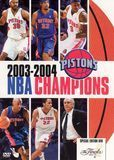 Pistons: 2003-2004 NBA Champions [DVD] [2004]