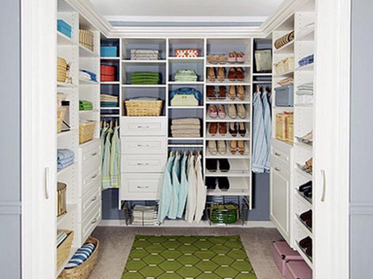 tasty organizing a small storage closet | Roselawnlutheran