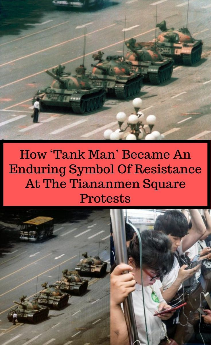 Behind The Photo The Mysterious Story Of Tiananmen Square S Tank