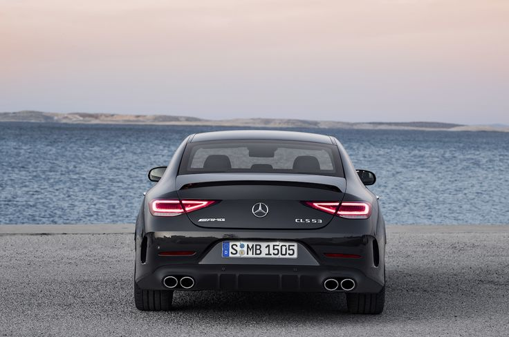 The Mercedes-AMG CLS 53 makes every horizon worth experiencing.