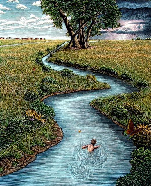 Douglas Smith  -  Just keep swimming