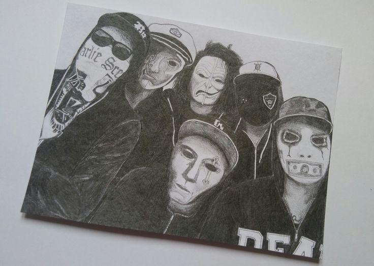 #HollywoodUndead #drawing #pencil #love #best  <3