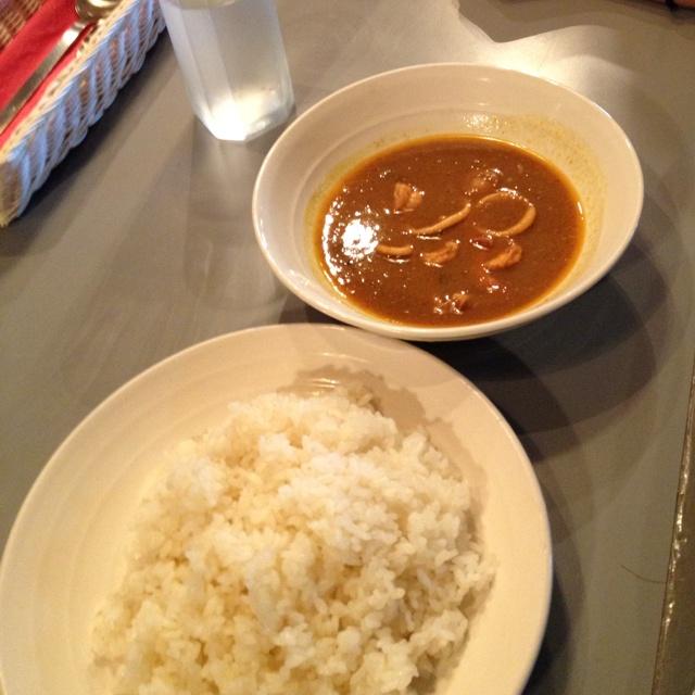 himitsu curry