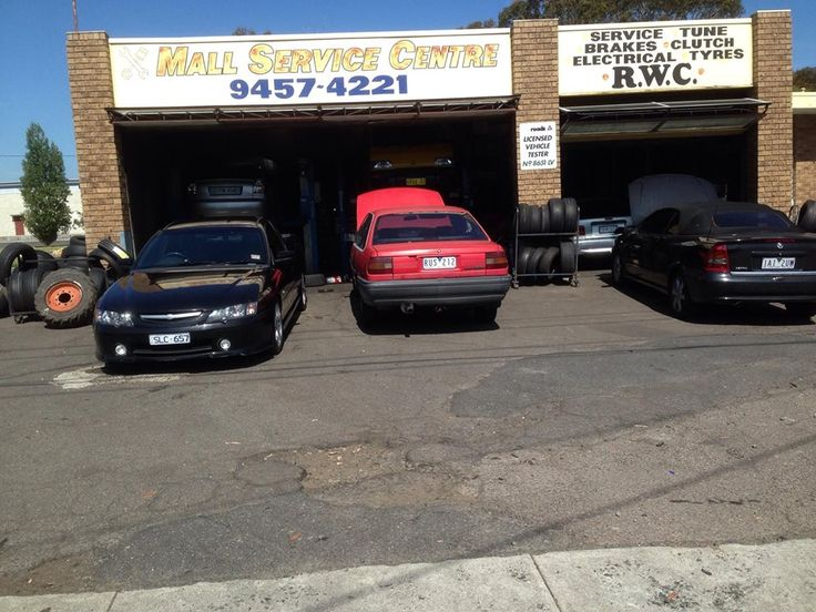 Visit Mall Discount Tyre's & Mechanical Repairs, your ultimate car repairing service center in Heidelberg.