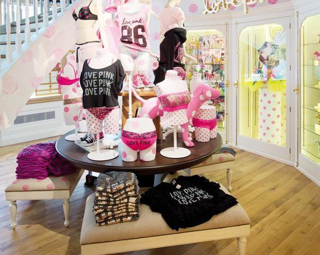 Lingerie Store Ideas & Inspiration | International Visual