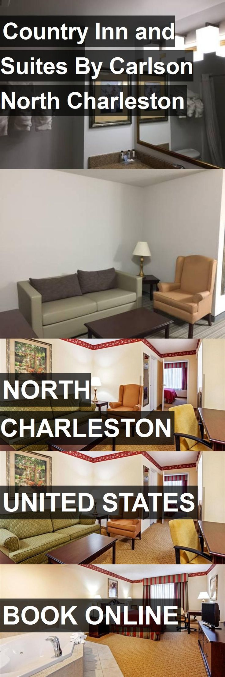Hotel Country Inn and Suites By Carlson North Charleston in North Charleston, United States. For more information, photos, reviews and best prices please follow the link. #UnitedStates #NorthCharleston #travel #vacation #hotel
