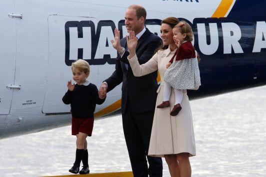 """Πρίγκιπας... πιλότος: """"Εγώ θα μας πετάξω στην Αγγλία"""""""