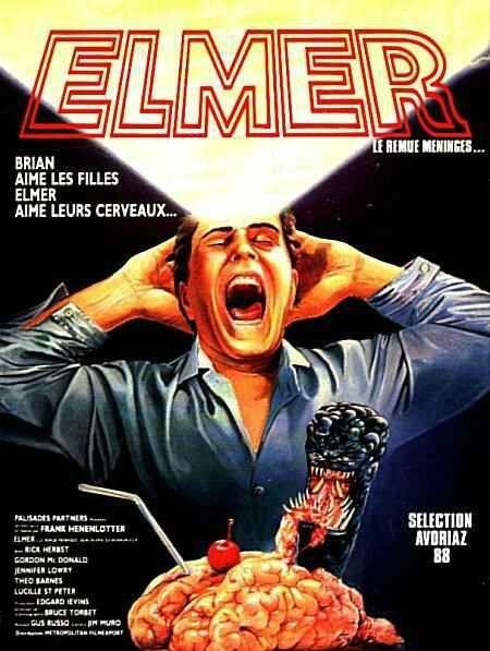Elmer, Le Remue-Méninges (Le bouffeur de cerveaux)