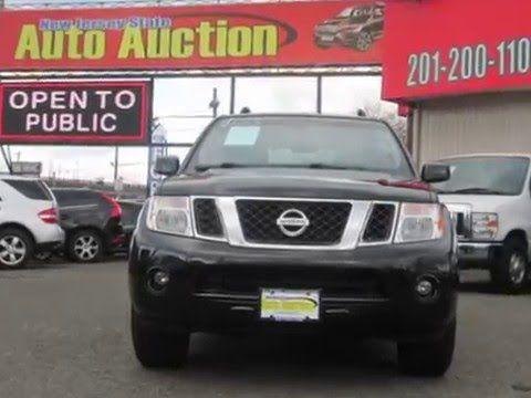 2009 Nissan Pathfinder 4WD 4dr V6 SE SUV - Jersey City, NJ Auction