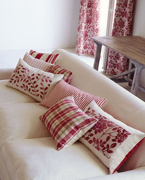 Wovens - Grovehurst Collection - Jane Churchill Fabrics & Wallpapers