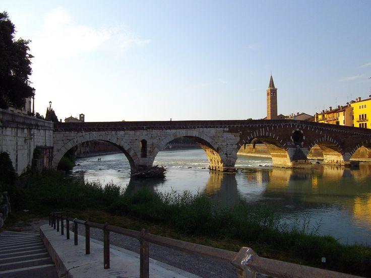 Verona Verona Ponte Pietra