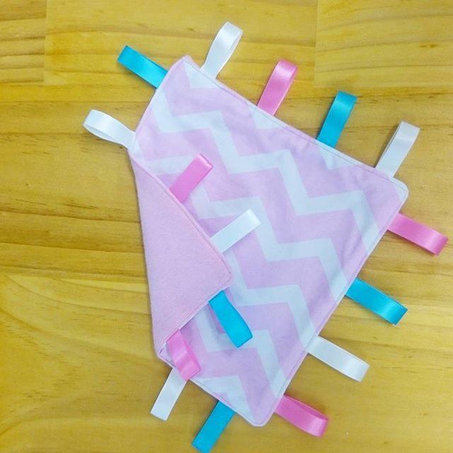 Taggie Comforter - Chevron