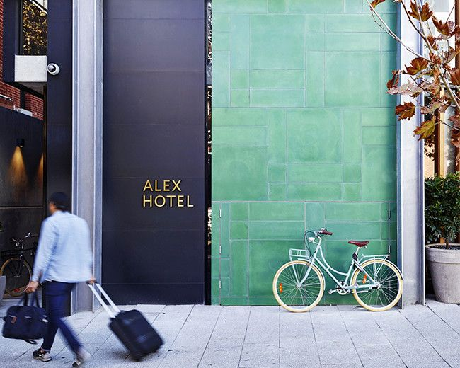 Alex Hotel, Perth Australia