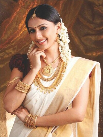 Wedding jewellery...simple n traditional