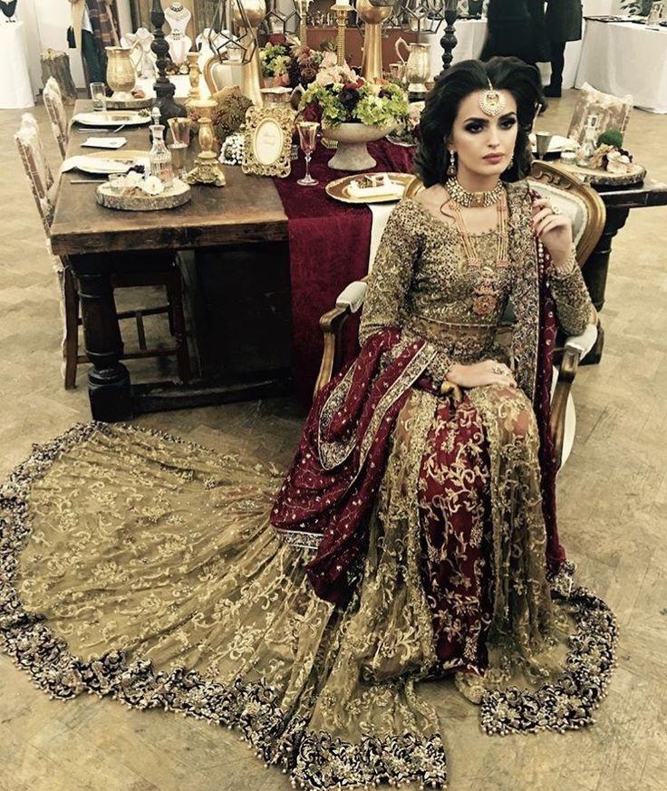 Pakistani couture Umsha By Uzma Babar