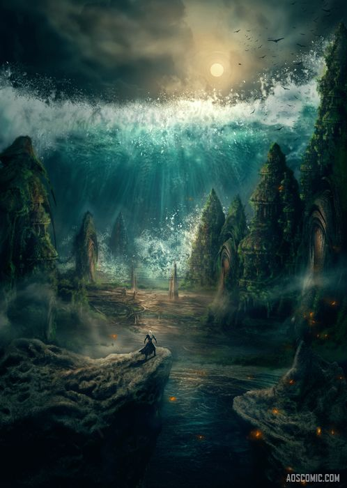 Pin by Diana Gerstner on Fantasy Landscape + Places ...
