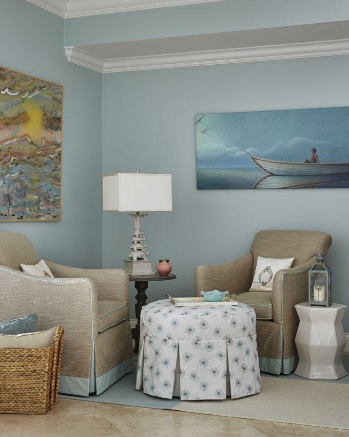 sitting area | Erica Pigula Interior Design