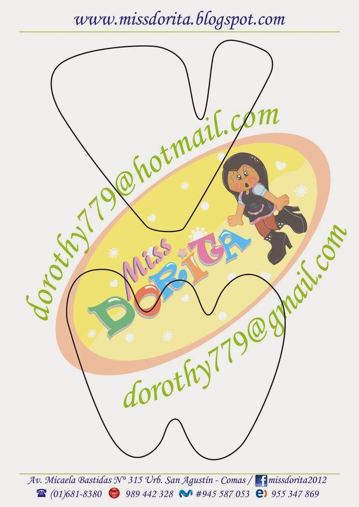 Miss Dorita: Abecedario Grande 3                                                                                                                                                                                 Más