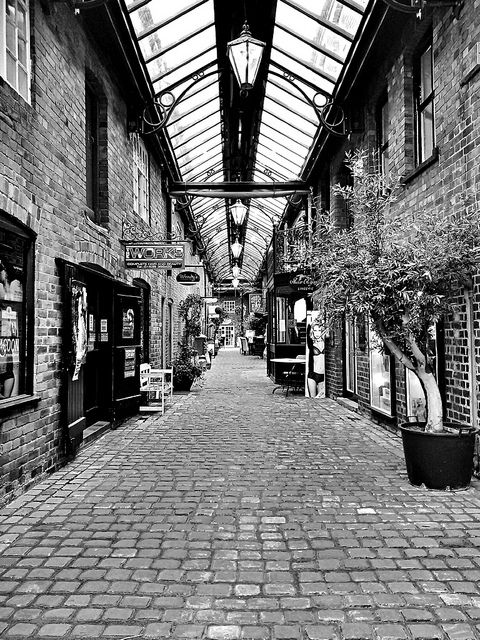 Getcliffes Yard - Leek by Raven Photography by Jenna Goodwin, via Flickr