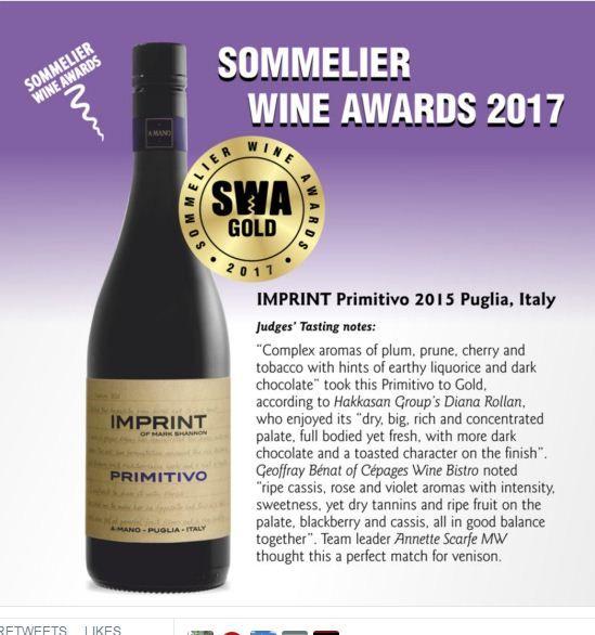 Primitivo and Provolone cheese #winepairing