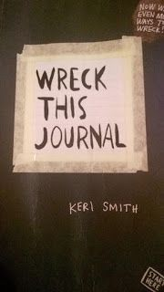 Just a little girl: Wreck this journal